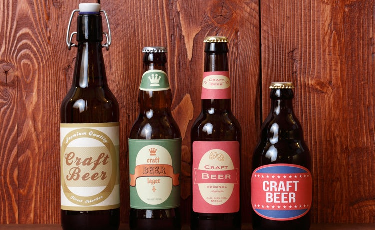 Global behemoths versus small brewers the battle for the for Craft beer market share 2017